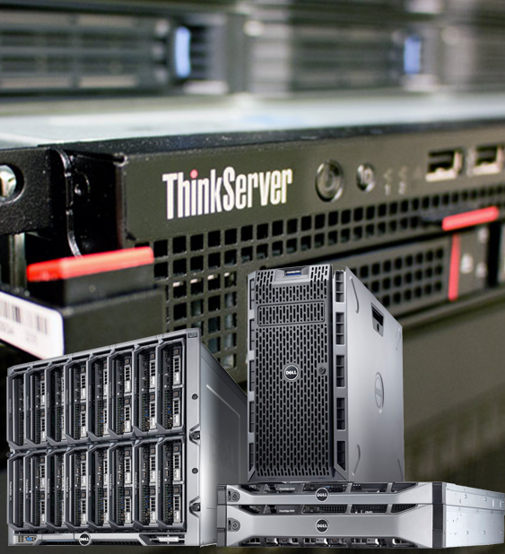 server solutions for business