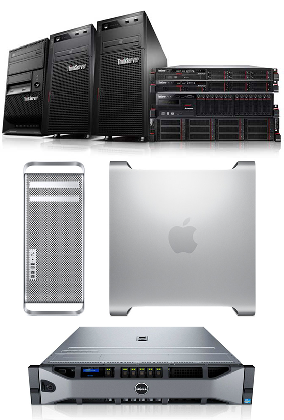 complete server solutions